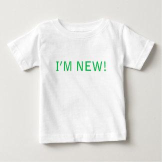 I'm New - Green T Shirt