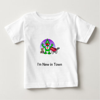 I'm New in Town Infant T-Shirt