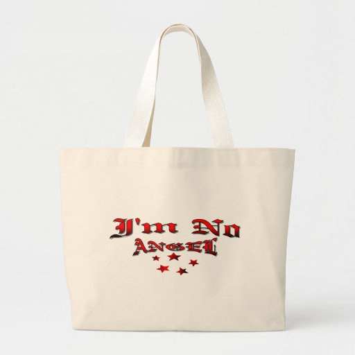 I'm No Angel Bags