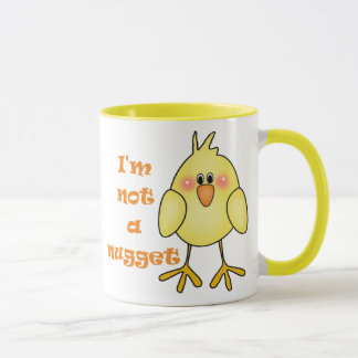 I'm Not A Nugget Vegan/Vegetarian Mug/Cup