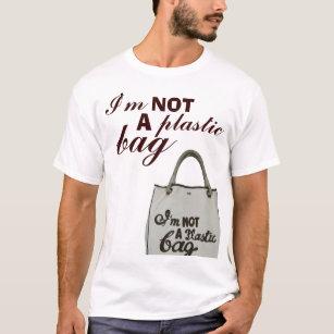 No Plastic Bags Clothing - Apparel, Shoes & More | Zazzle UK