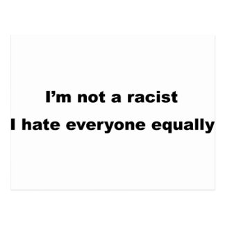"""not everyone is born a racist The debate over conservatism and bigotry is not new  in an august 2016  suffolk university/usa today poll, 76 percent of democrats said trump is a racist   jew"""" and an article that said of the american-born columnist anne  applebaum,  a massive new study of online dating finds that everyone dates."""