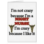 I'm Not Crazy Card