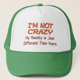 I'm Not Crazy Hats