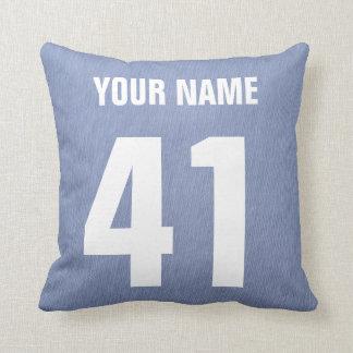 I'm Not Crazy Hockey Goalie Customizable Pillow