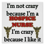 I'm Not Crazy Posters