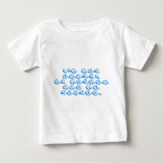 Im-not-crazy-slice-blue.png T Shirt