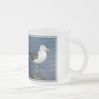 I'm Not Fat! Humor Seagull Cute Mug Funny