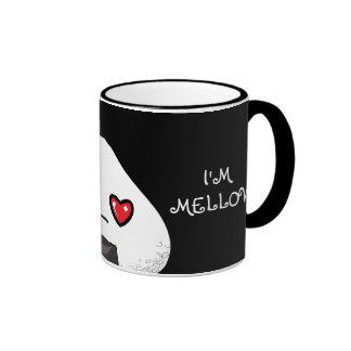 I'm NOT FAT. I'm MELLOW! Mug