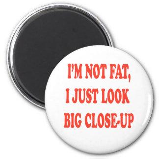 I'm not fat magnet
