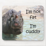 I'm not fat mouse pads