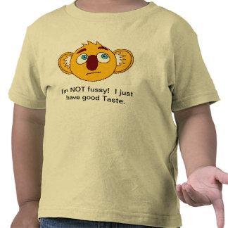I'm NOT fussy!!! Tees