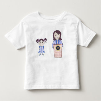 I'm not giving up and neither should you toddler T-Shirt