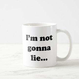 I'm not gonna lie... coffee mug