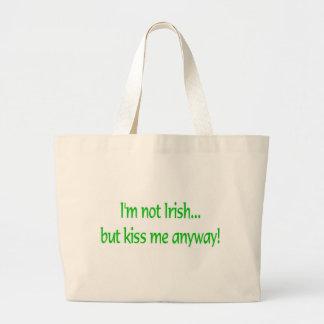 I'm not Irish Bag