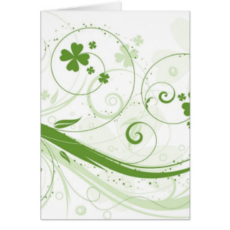 I'm not Irish, Kiss me anyway! Greeting Card