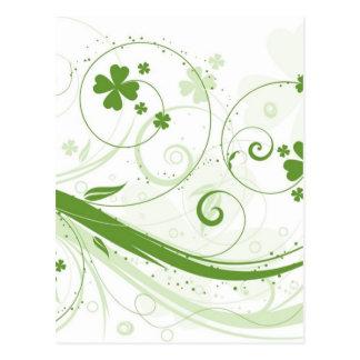 I'm not Irish, Kiss me anyway! Postcard