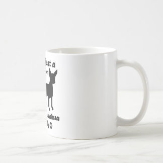 I'm Not Just a Dog Person; I'm A Chihuahua daddy Basic White Mug