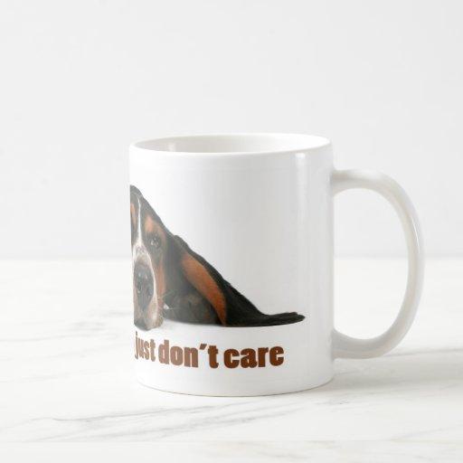I'm not lazy, I just don't care Mugs