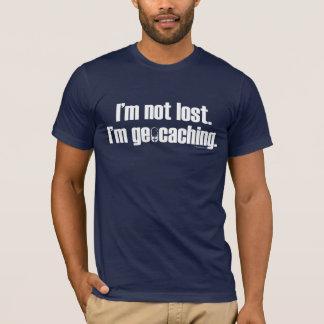 I'm Not Lost - Dark T-Shirt