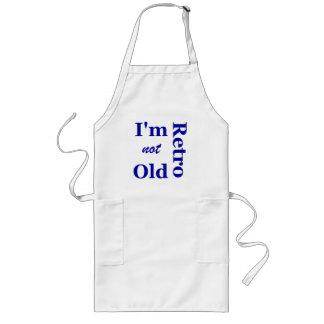I'm not Old I'm Retro Apron