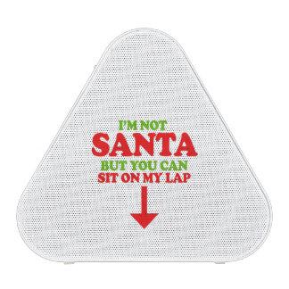 I'm not Santa -- Holiday Humor