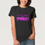 I'm Not Short, I'm a Gymnast T-Shirt