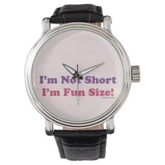 I'm Not Short, I'm Fun Size! Wrist Watch