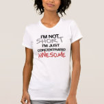 I'm not short, I'm just concentrated awesome! T-Shirt