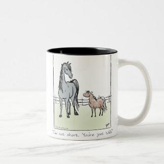 Im Not Short Mugs