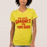I'm not short tshirt
