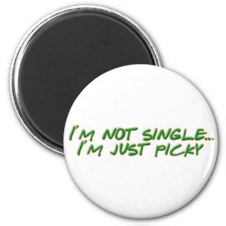 I'm not single magnet