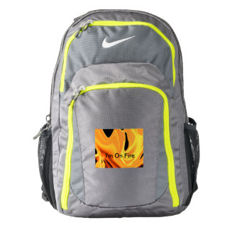I'm On Fire Backpack