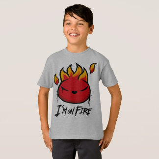 I'm on Fire. For those who love basketball. T-Shirt