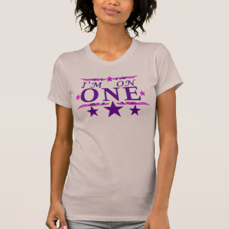 I'm on one Ladies (style 4) T-Shirt