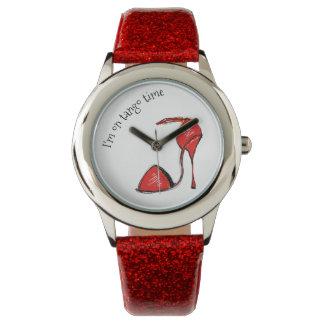 I'm on Tango Time Watch