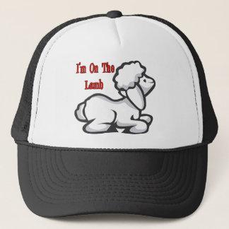 I'm On The Lamb Trucker Hat