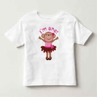 I'm One Monkey Tee Shirts