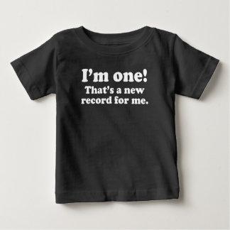 I'm One New Record Tshirts
