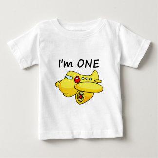 I'm One, Yellow Plane T Shirt