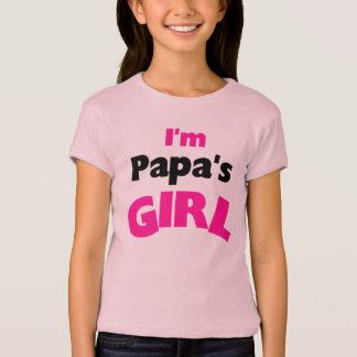 I'm Papa's Girl T Shirt