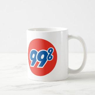 I'm part of the 99% classic white coffee mug