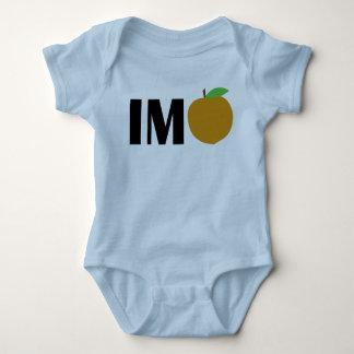 IM Peach Baby Bodysuit