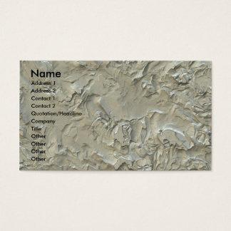 I'm Plastered Business Card