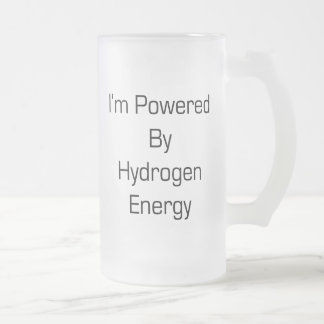 I'm Powered By Hydrogen Energy Coffee Mugs