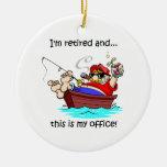 im retired fishing