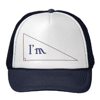 I'm right! cap