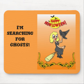 I'm searching for ghosts mouse pads