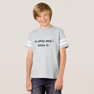 im sexy and i know it shirt
