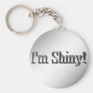I'm Shiny Keychain